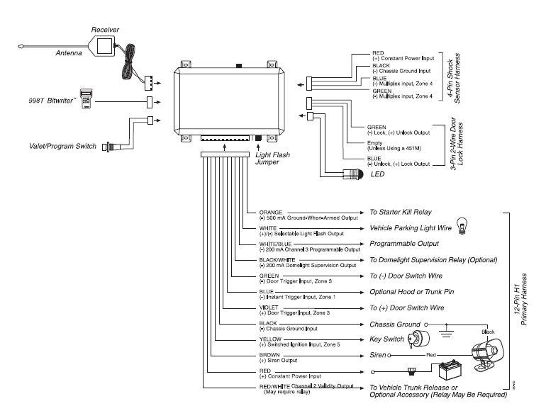 oh3572 python car alarm wiring diagram schematic wiring