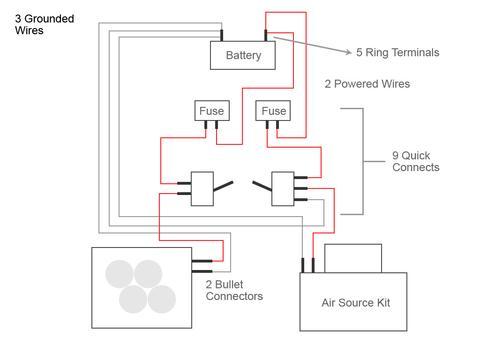 [TBQL_4184]  FO_4084] Kleinn Train Horn Wiring Diagram | Horns For Truck Wiring Diagrams |  | Opein Brece Ricis Cette Mohammedshrine Librar Wiring 101