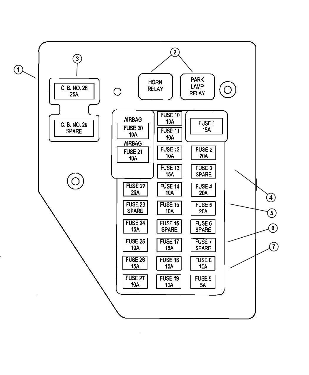 Pleasing 95 Dodge Dakota Fuse Diagram Basic Electronics Wiring Diagram Wiring Cloud Icalpermsplehendilmohammedshrineorg