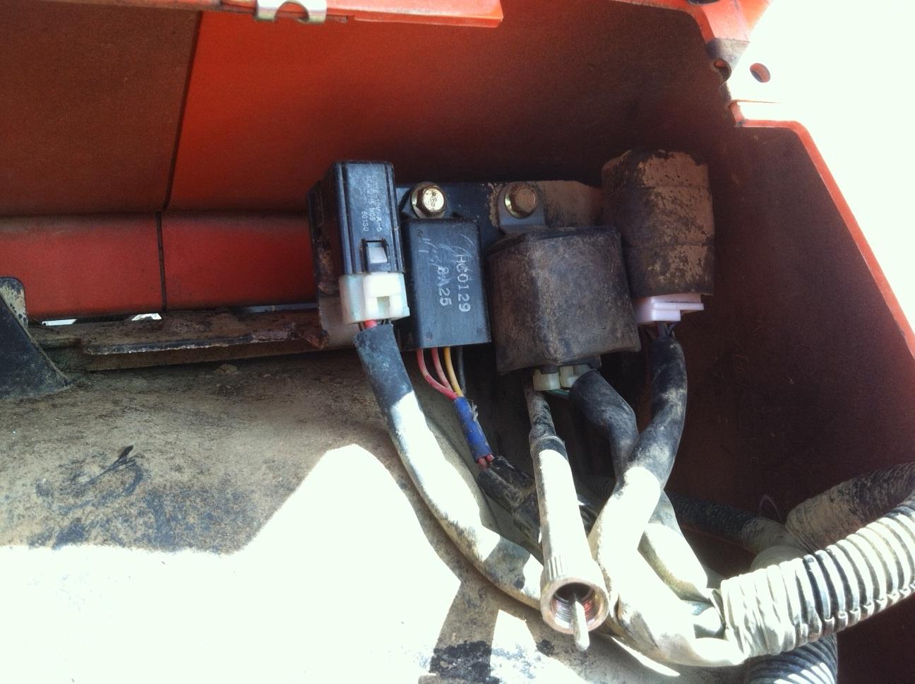 We 7105 Kubota Tractor Alternator Wiring Diagram Download Diagram