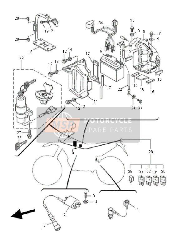 Yamaha Wr 125 Wiring Diagram