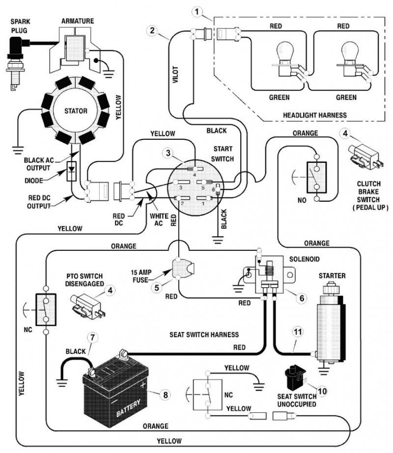 Surprising 5 Prong Ignition Switch Wiring Diagram Kubota Wiring Diagram Experts Wiring Cloud Filiciilluminateatxorg