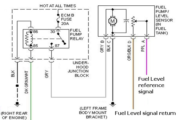 1996 chevy 1500 fuel pump wiring diagram - wiring diagram for a 72 catalina  for wiring diagram schematics  wiring diagram schematics