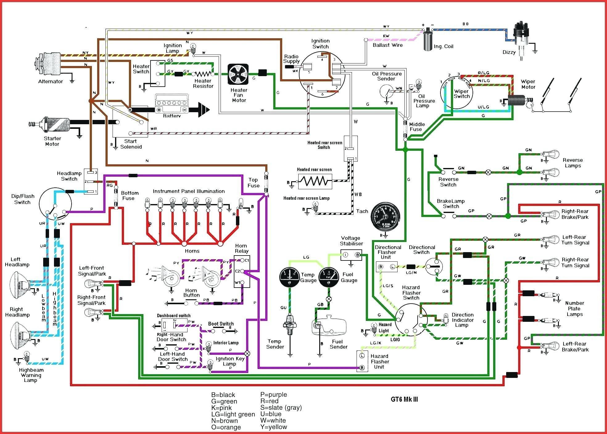 Wiring Diagram Pemasangan Elcb