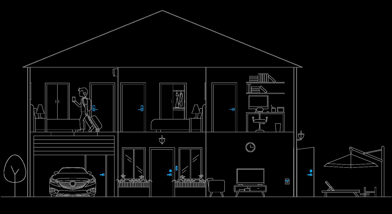 ZF_9868] Ef Smart Lock Wiring Diagram Schematic WiringBotse Itis Viewor Mohammedshrine Librar Wiring 101