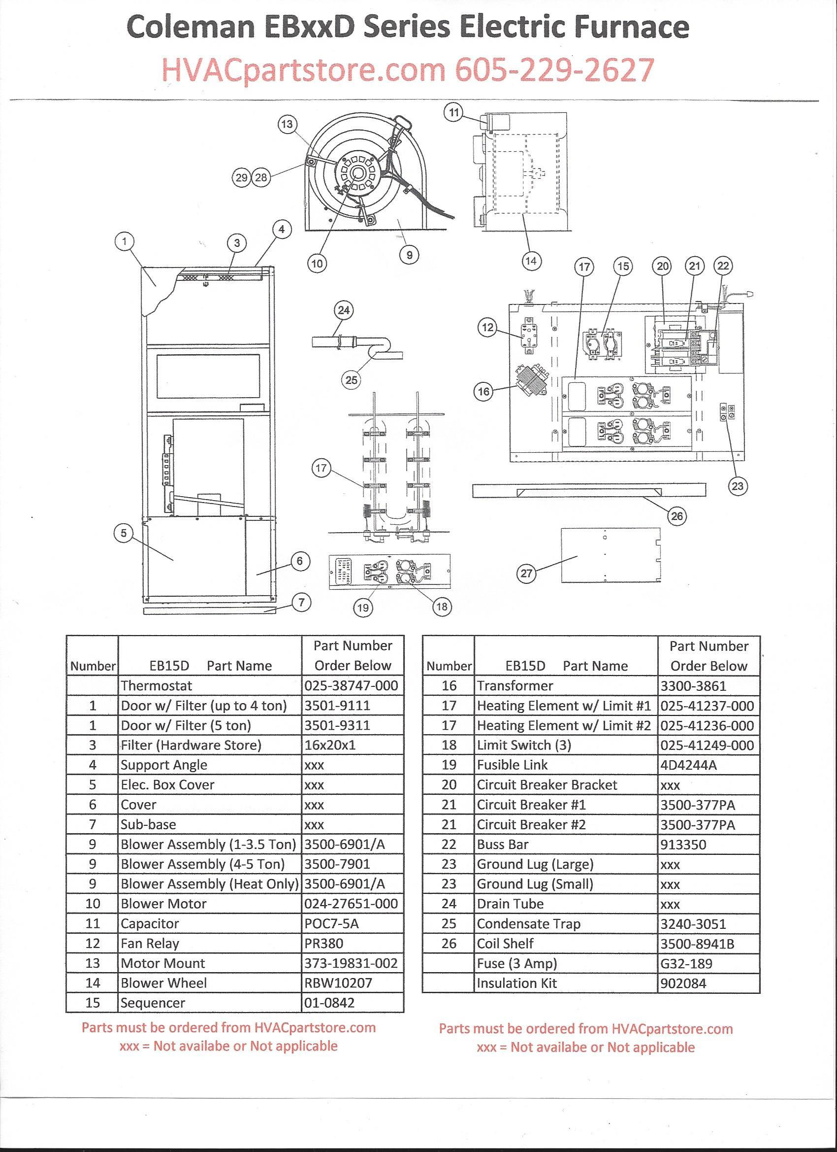 EE_4182] Eb15D Coleman Evcon Wiring Diagram Schematic WiringCette Sequ Dome Mohammedshrine Librar Wiring 101