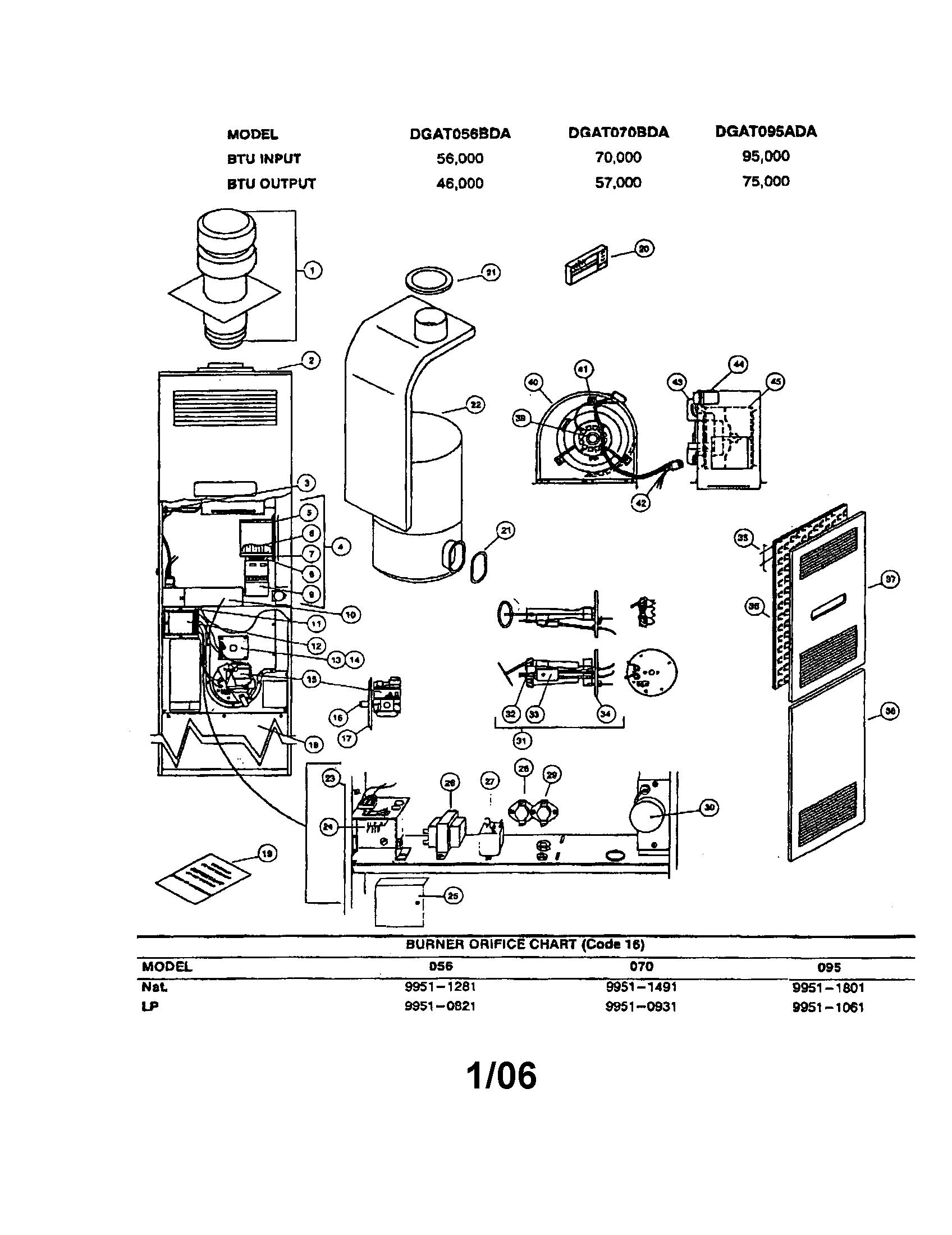 Coleman Evcon Wiring Diagram
