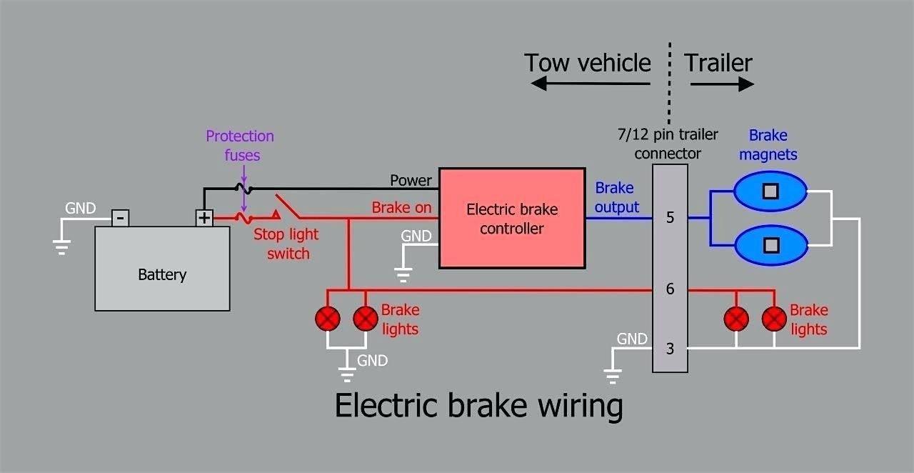 Fg 3548 Brake Controller Wiring On Wiring Diagram For Trailer Ke Controller Free Diagram