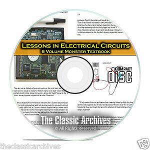 Groovy Lessons In Electrical Circuits Electric Electronics 6 Volume Course Wiring Cloud Histehirlexornumapkesianilluminateatxorg