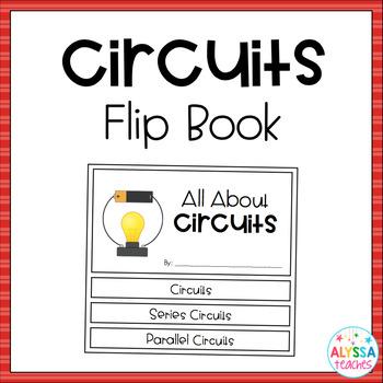 Awesome Electric Circuits Flip Book By Alyssa Teaches Teachers Pay Teachers Wiring Cloud Genionhyedimohammedshrineorg