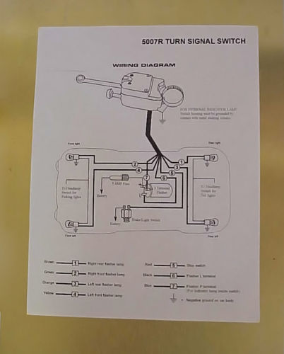 ml_6752] turn signal switch wiring diagram collection universal turn signal  wiring diagram  peted ropye unho rect mohammedshrine librar wiring 101