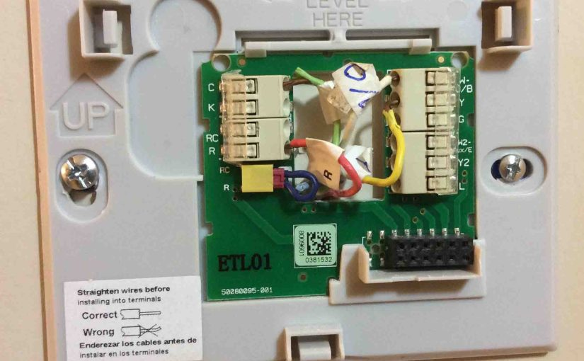Kb 2654  Wiring Thermostats In Parallel Wiring Diagram