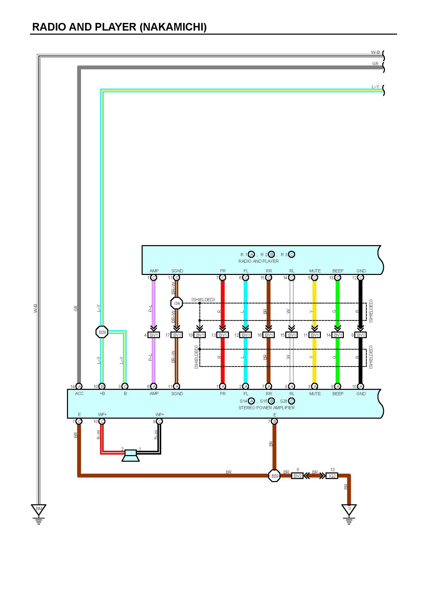 BF_8247] Mark Levinson Lexus Lifier Wiring Diagrams In Addition Lexus  Schematic WiringNuvit Over Lexor Rimen Wigeg Mohammedshrine Librar Wiring 101