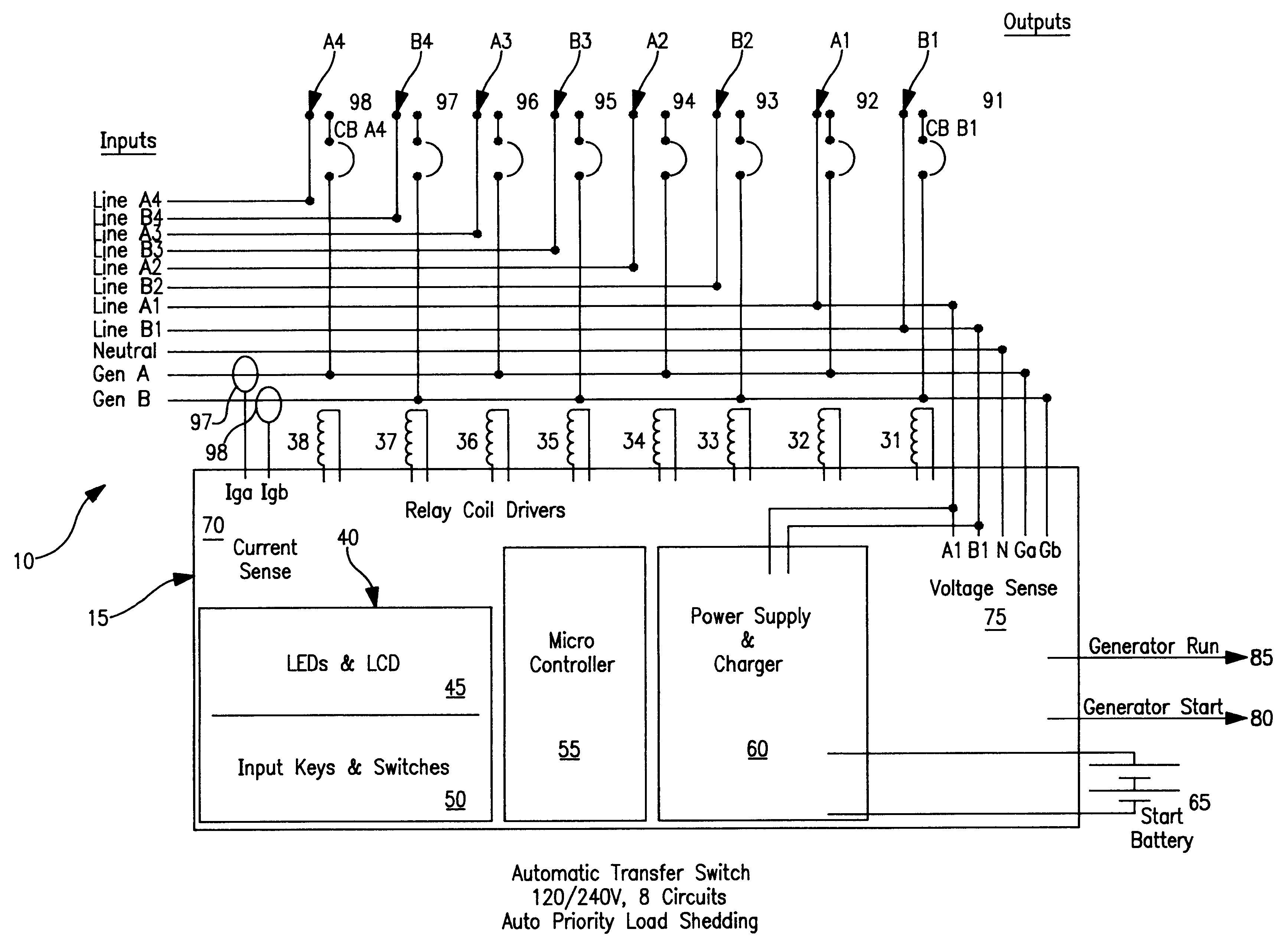 Awe Inspiring Auto Transfer Switch Wiring Diagram Free Wiring Diagram Wiring Cloud Intelaidewilluminateatxorg
