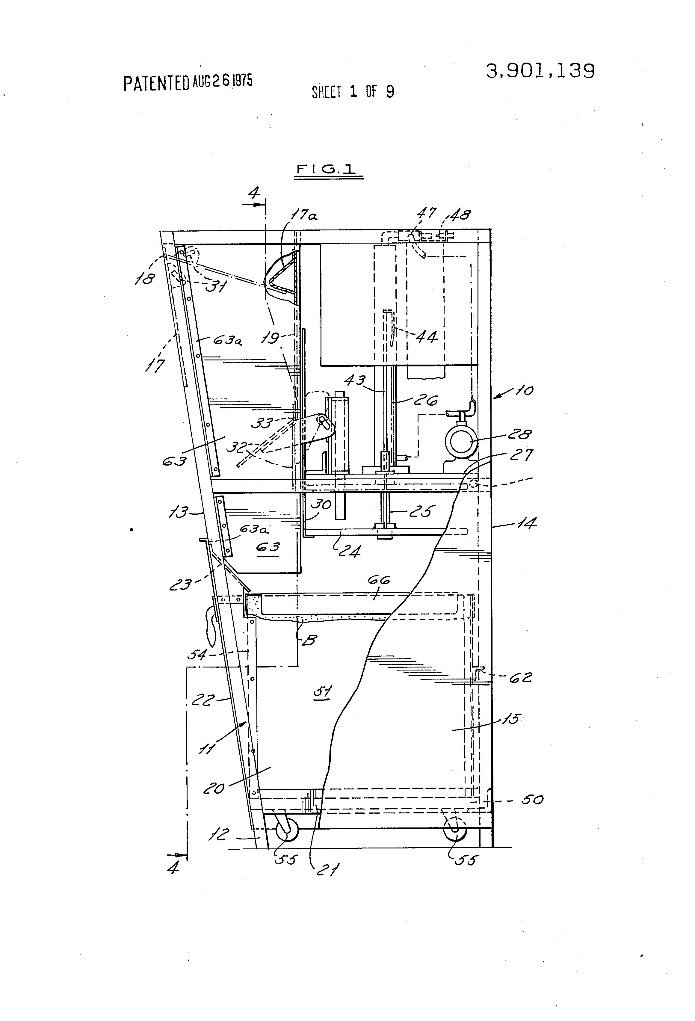 EL_1897] Whirlpool Trash Compactor Wiring Diagram Schematic Wiring