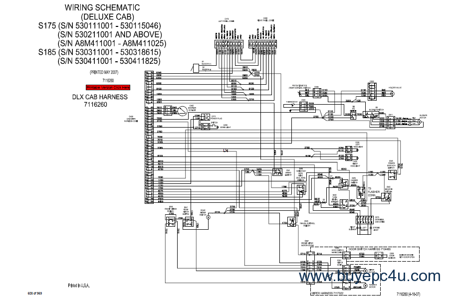 Strange Bobcat S 175 Wire Diagram Wiring Diagram Gp Wiring Cloud Faunaidewilluminateatxorg