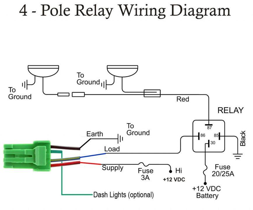 Toyota Prado Spotlight Wiring Diagram - Wiring Diagram For Rover 25 Radio -  2005ram.tukune.jeanjaures37.fr   Spotlight Wiring Diagram Prado      Wiring Diagram Resource