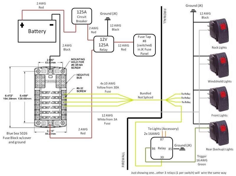 Spotlight Wiring Diagram Prado - Dayton Power Wiring Diagram -  800sss.bmw1992.warmi.fr   Spotlight Wiring Diagram Prado      Wiring Diagram Resource
