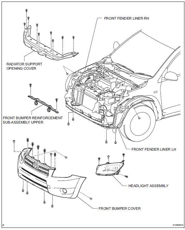 Toyota Rav4 Engine Diagram    Diagram Toyota Rav4 2009