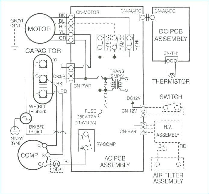 GY_2800] Central Air Conditioning Wiring Schematic Download DiagramDimet Dogan Aidew Illuminateatx Librar Wiring 101