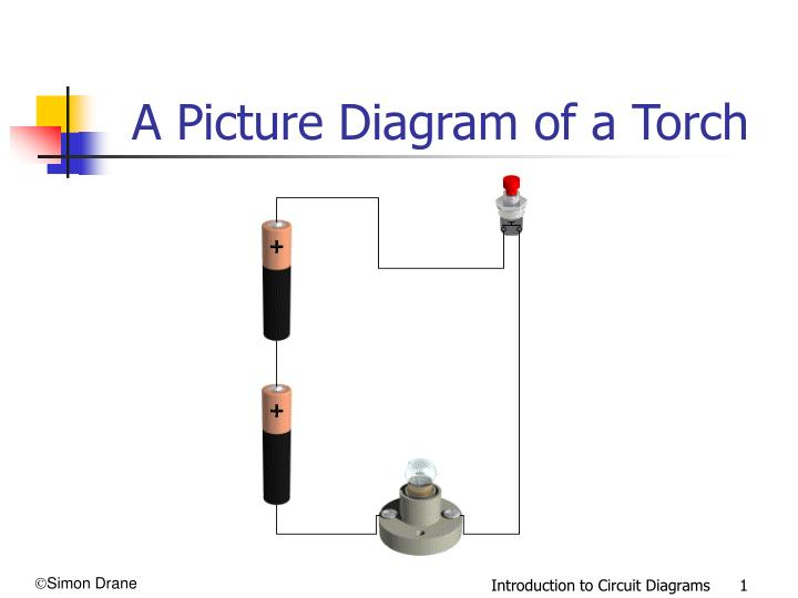 Enjoyable A Picture Diagram Of A Torch Wiring Cloud Inklaidewilluminateatxorg