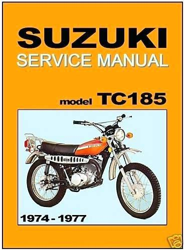 1974 Ts185 Wiring Diagram
