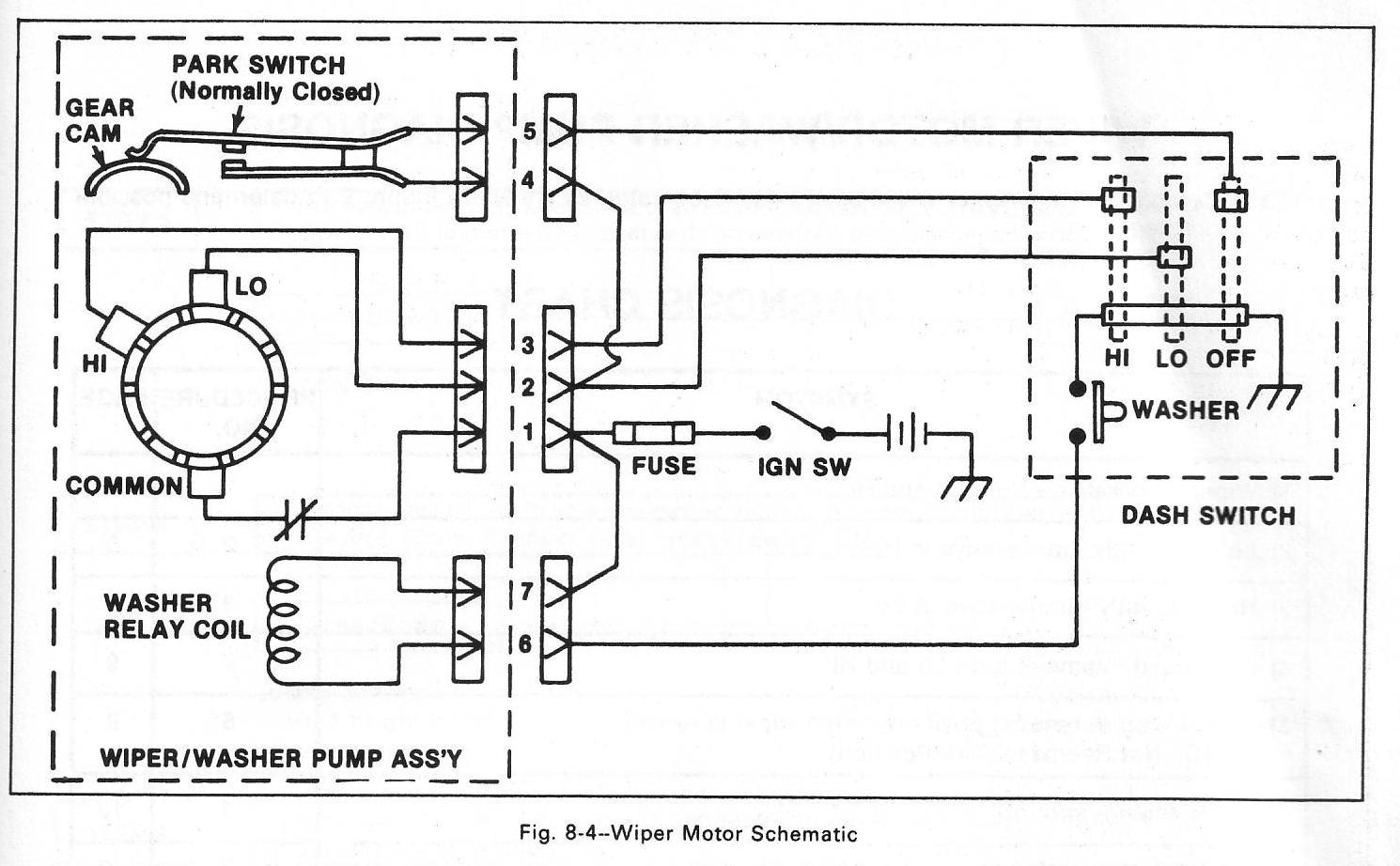 1968 chevy wiper motor wiring diagram cg 2604  wiper motor wiring diagram for 1968 vw beetle wiring  wiper motor wiring diagram for 1968 vw