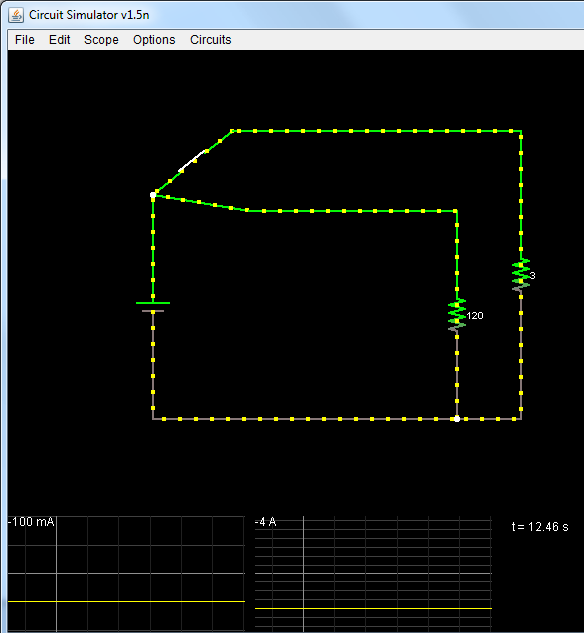 Phenomenal For The Falstad Circuit Simulation Ctrlclick Voltage Follower Wiring Cloud Biosomenaidewilluminateatxorg