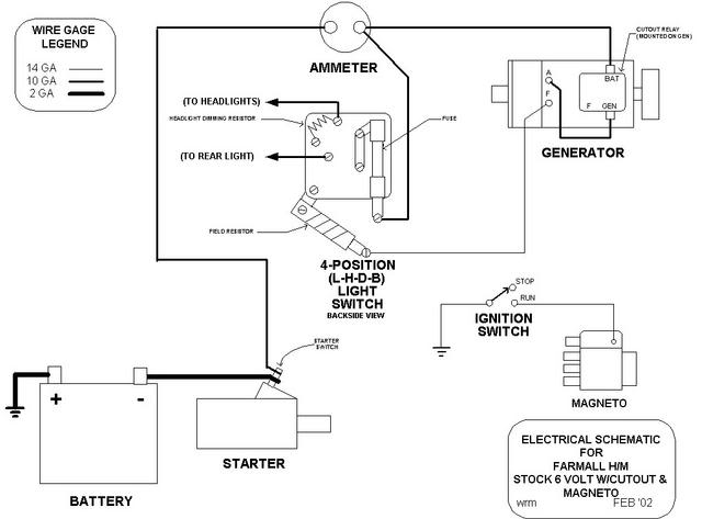 Lc 6779 6v Regulator Wiring Diagram Download Diagram