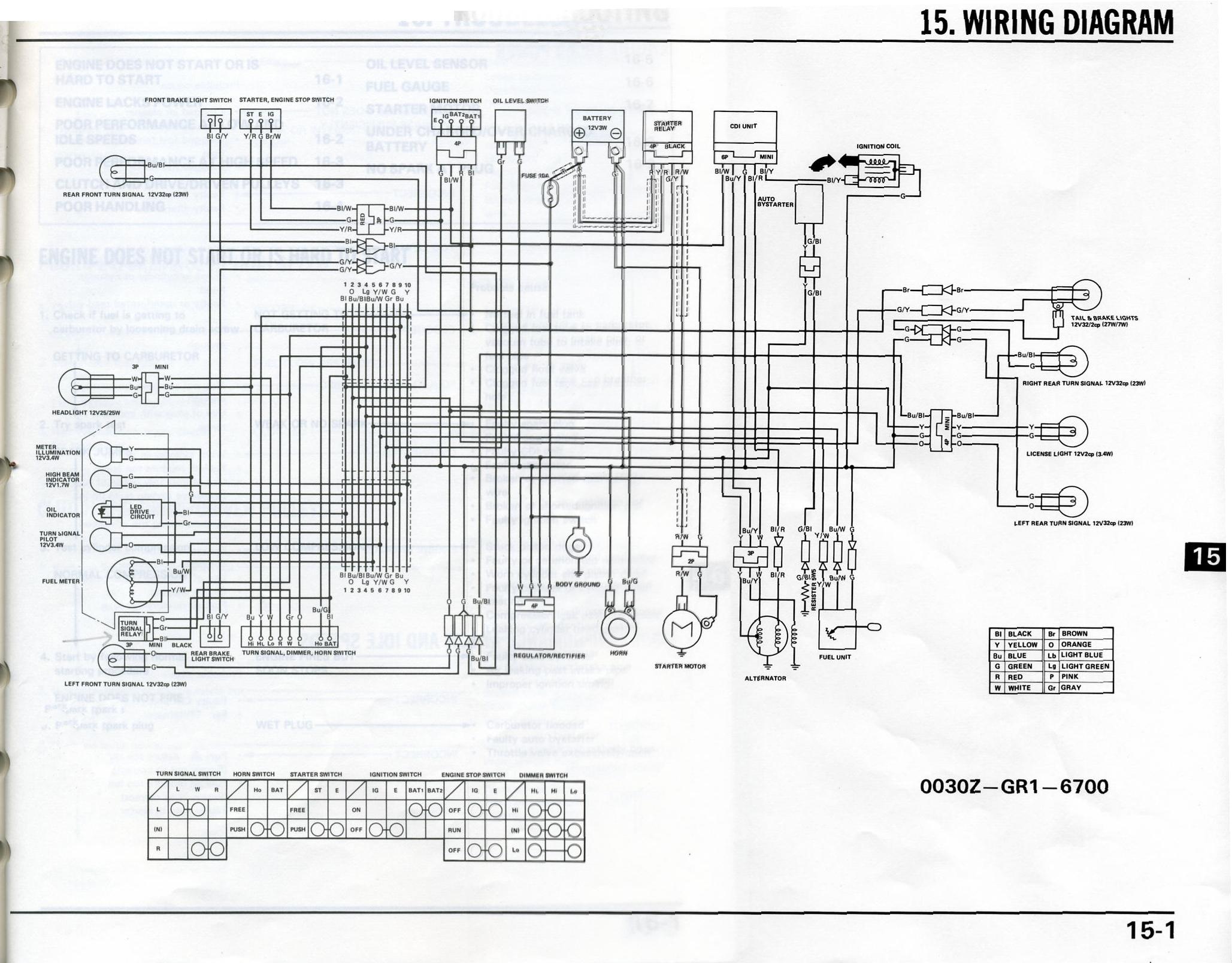 Honda Dio Moped Wiring Diagrams   40 Jaguar Xjs Wiring Diagram ...