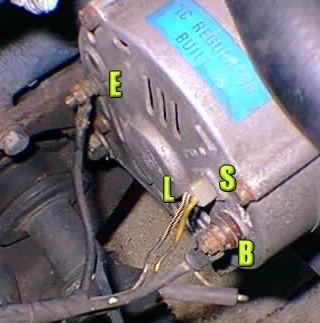 Strange Nissan Datsun Z Car Voltage Regulator Conversion Wiring Cloud Overrenstrafr09Org