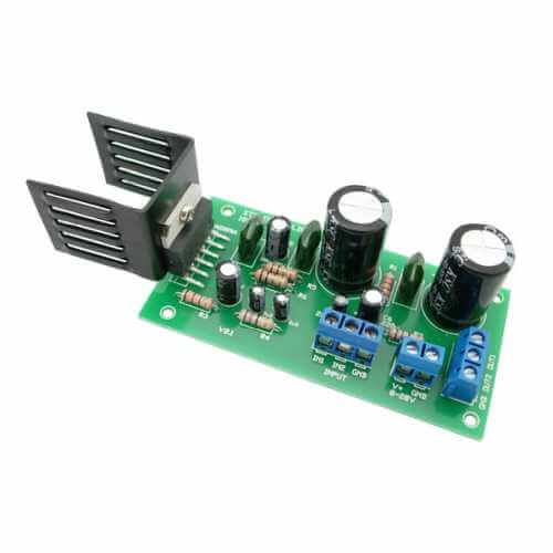 Stupendous Tda2009 10W Stereo Audio Amplifier Kit Quasar Electronics As3088Kt Wiring Cloud Onicaxeromohammedshrineorg