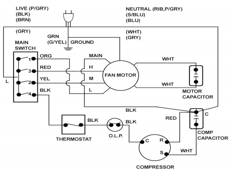 samsung split ac wiring diagram  fender vibro king wiring