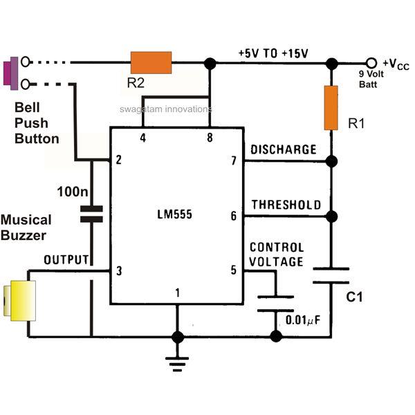 Strange Best Of 555 Timer Application Circuits Explained Wiring Cloud Cranvenetmohammedshrineorg
