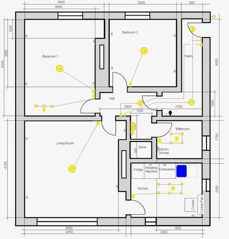 KZ_5556] Electrical Plan For House Wiring Download DiagramWww Mohammedshrine Librar Wiring 101