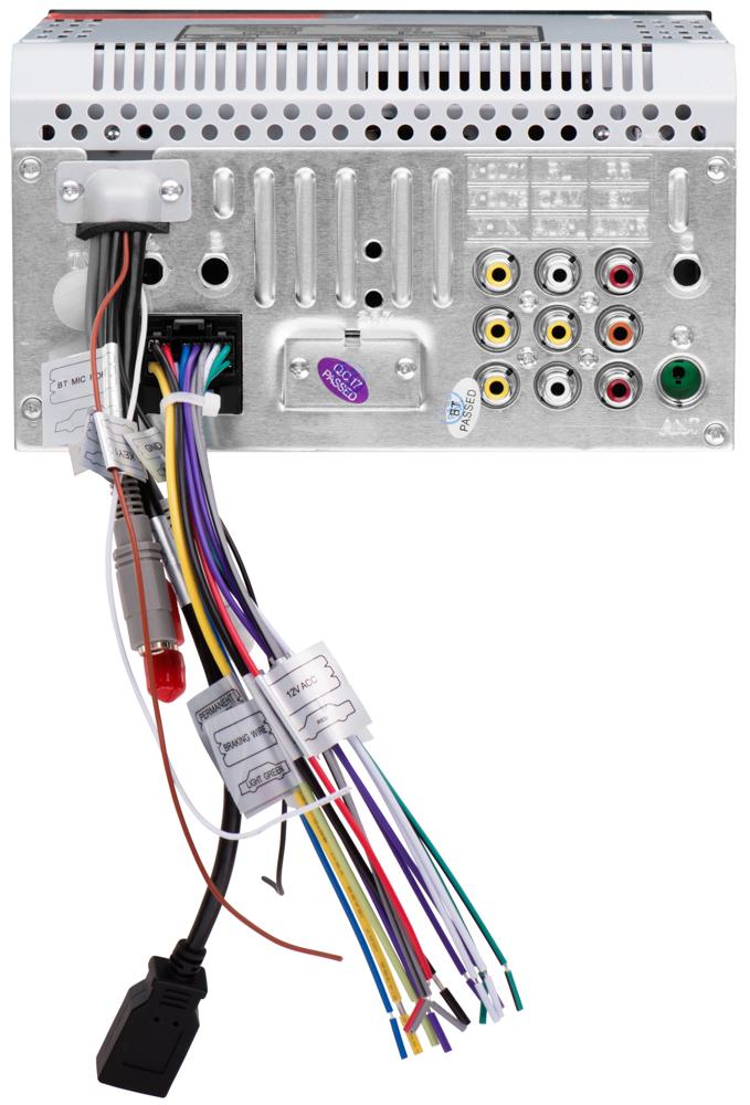Boss Audio Wiring Pin Diagram 2005 Gem Car Wiring Diagram Gsxr750 Yenpancane Jeanjaures37 Fr