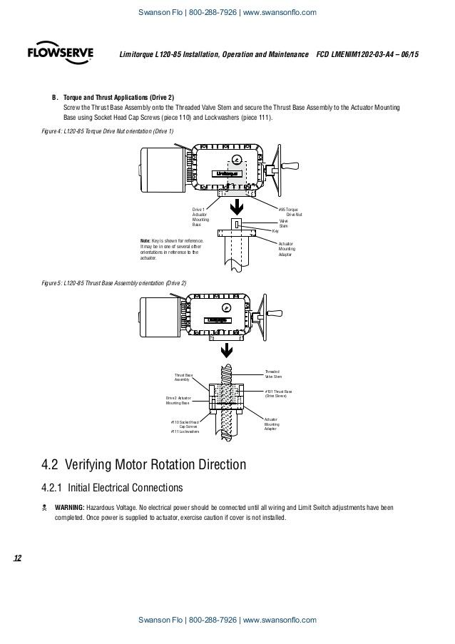 CD_1293] Wiring Diagram Limitorque 1473Expe Bachi Unpr Eachi Expe Nful Mohammedshrine Librar Wiring 101