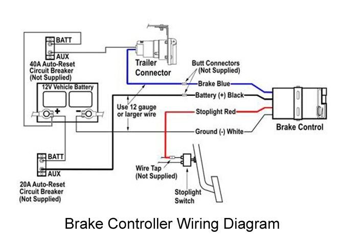 dx2937 control wiring diagram tekonsha brake controller