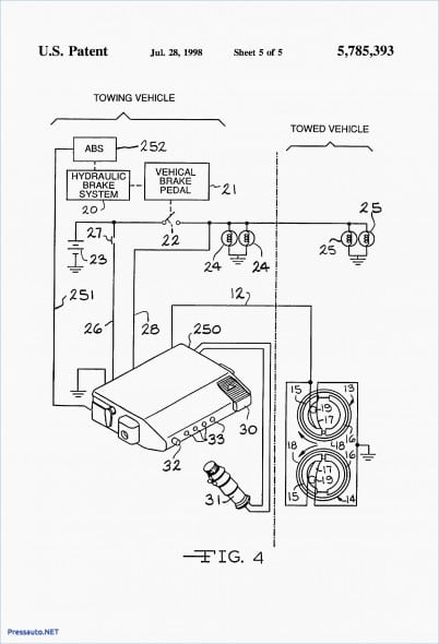 rn8586 brake wiring diagram on prodigy ke controller