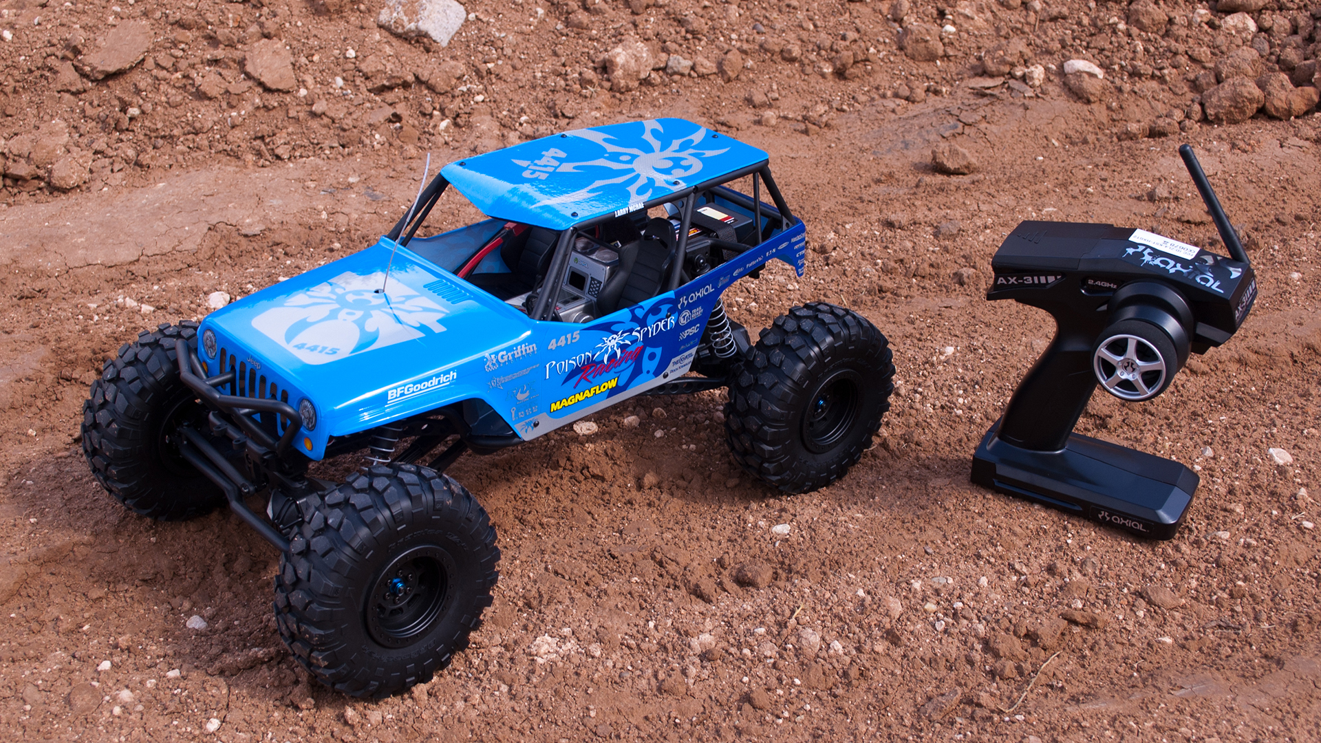 Excellent How To Get Into Hobby Rc Driving Rock Crawlers Tested Wiring Cloud Onicaxeromohammedshrineorg