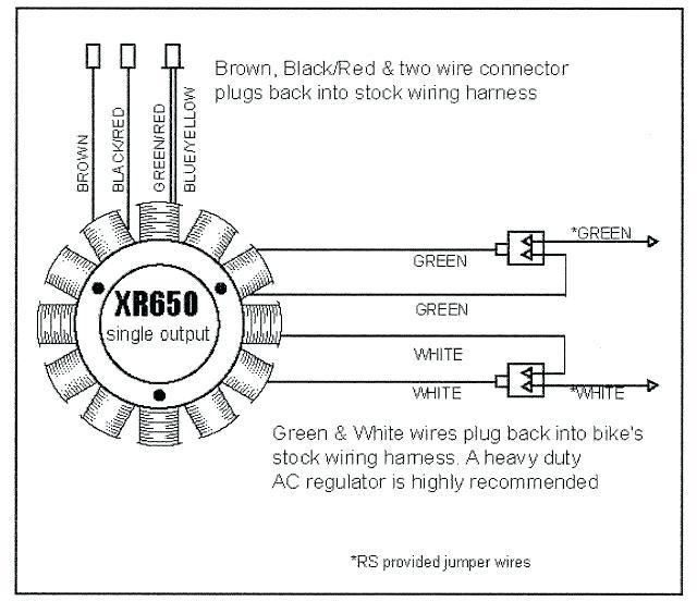 2000 Xr650r Wiring Diagram