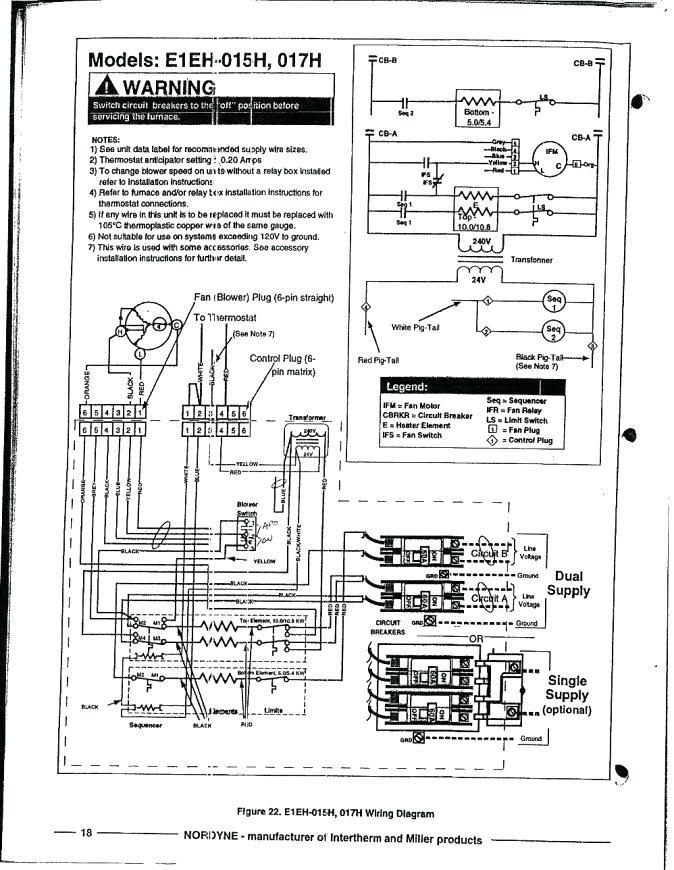 intertherm model m1mb furnace wiring diagram  200 amp panel