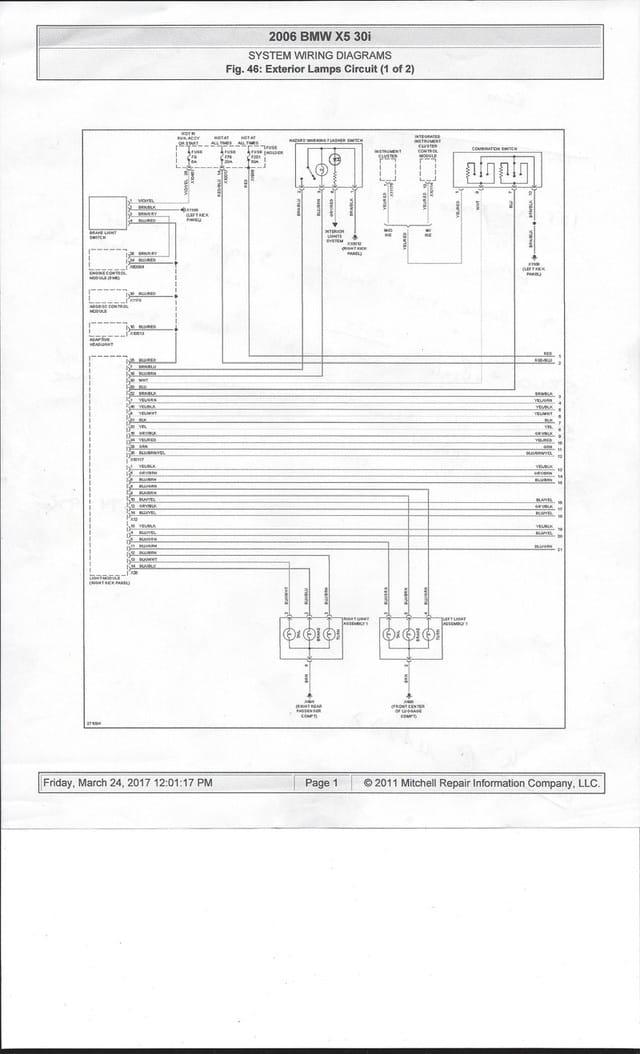 Groovy Bmw E46 Brake Light Switch Replacement Bmw 325I 2001 2005 Bmw Wiring Cloud Domeilariaidewilluminateatxorg