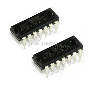5 x NE556 DIP14 Precision Timer NE556N 556 IC Dual 555