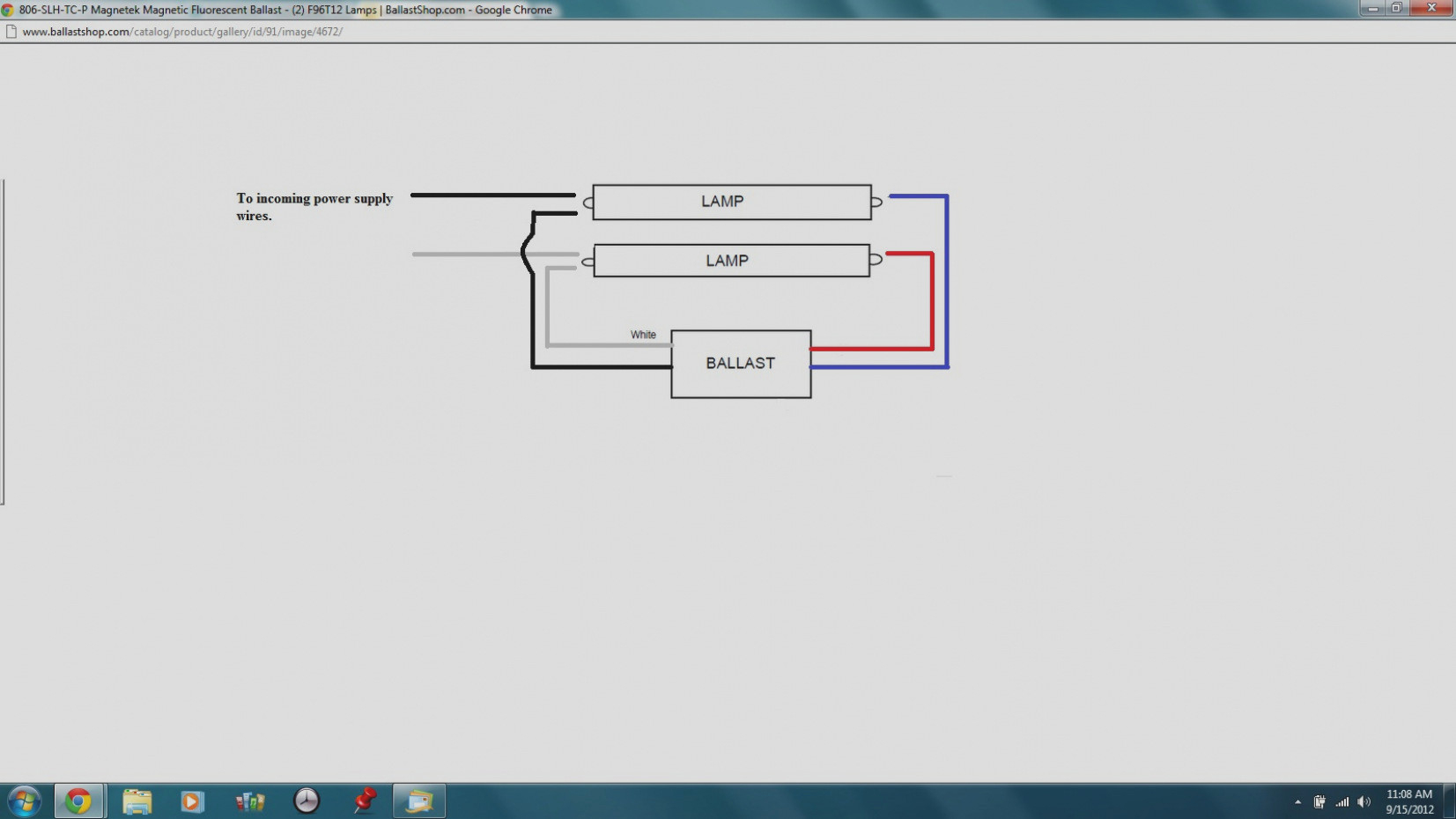 Wiring A Ballast Fluorescent Diagram from static-assets.imageservice.cloud