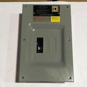 Peachy Square D Ehb 125 Ns Circuit Breaker Enclosure Ebay Wiring Cloud Overrenstrafr09Org