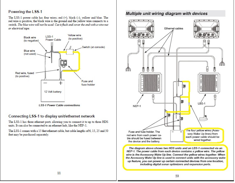 Ve 6133 Wiring Diagram For Lowrance Hds 7 Download Diagram