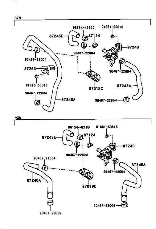 1995 toyota 4runner engine diagram 97 3 4 liter 4runner engine diagram roti fuse15 klictravel nl  97 3 4 liter 4runner engine diagram
