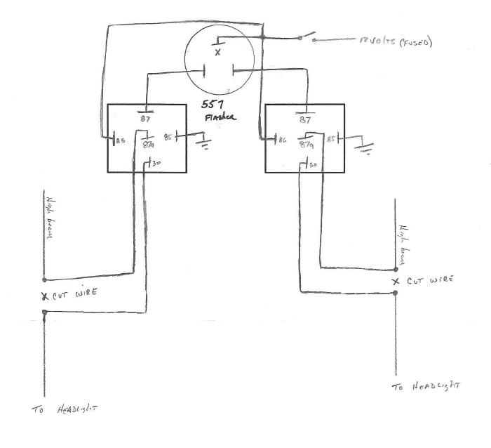 Wig Wag Flasher Relay Wiring Diagrams -Kenmore 90 Series Wiring Diagram |  Begeboy Wiring Diagram Source | Wig Wag Flasher Wiring Diagram |  | Bege Wiring Diagram