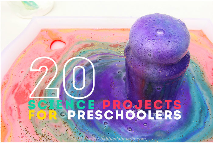 Surprising 20 Science Projects For Preschoolers Wiring Cloud Overrenstrafr09Org
